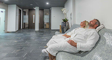 Relaxen in het Wellness Center bij Hotel De Wageningsche Berg